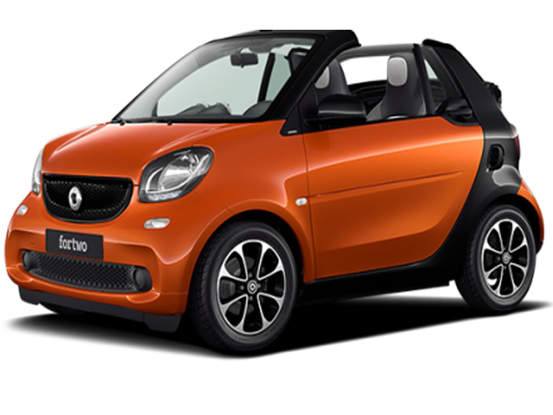 Smart for Two Automatic Cabrio